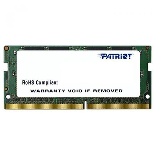 PSD44G240081S NB MEMORY 4GB PC19200 DDR4 SO PSD44G240081S PATRIOT